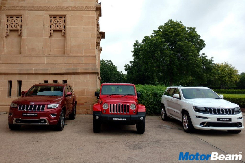 Jeep Grand Cherokee India Launch