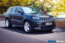 Jeep Grand Cherokee SRT Test Drive