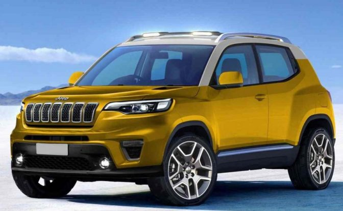 Jeep India Compact SUV