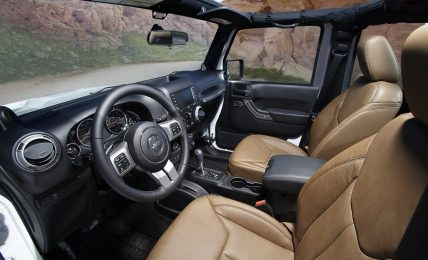 Jeep Wrangler Interiors