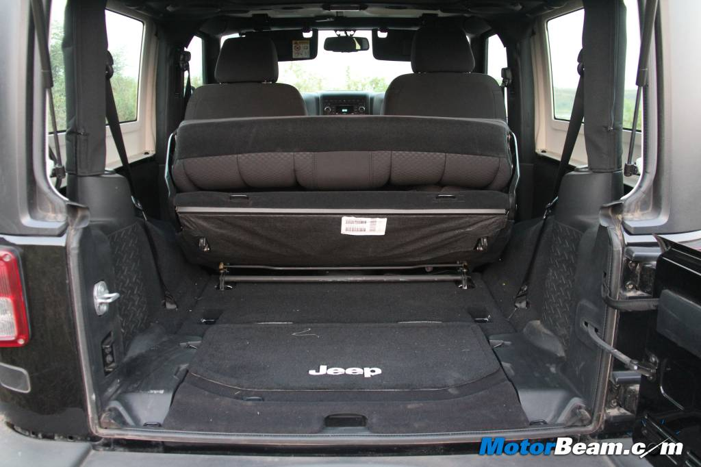 Jeep Wrangler Sport India Review