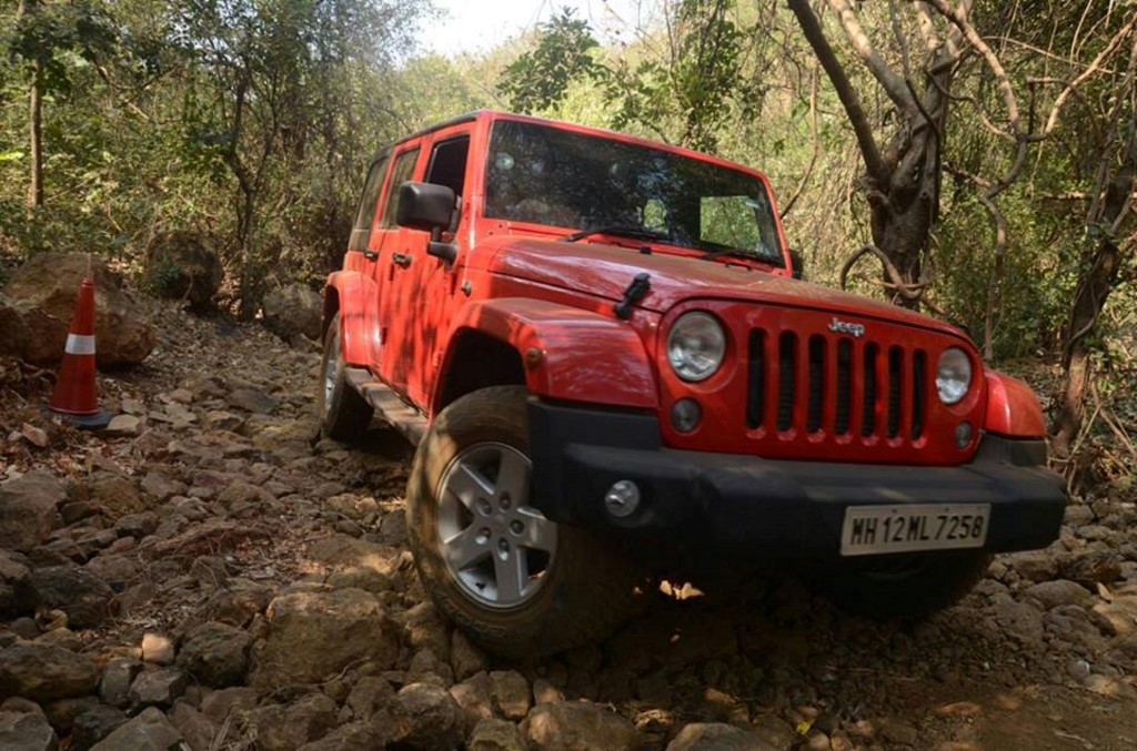 Jeep Wrangler Unlimited Petrol
