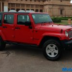 Jeep Wrangler Unlimited Price
