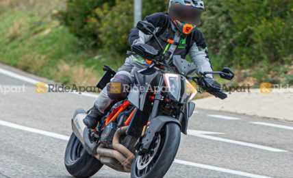 KTM 1290 Super Duke RR Spotted Front
