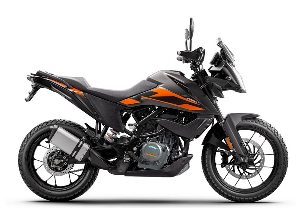 KTM 250 Adventure Colours