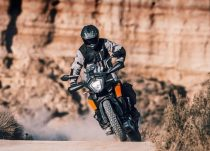 KTM 250 Adventure Launch