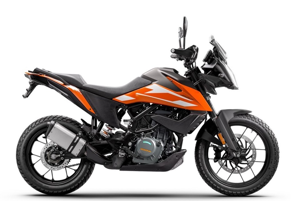 KTM 250 Adventure Specifications