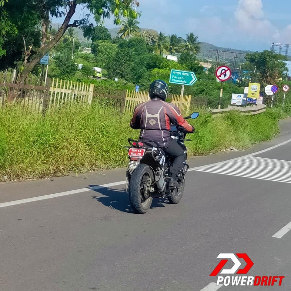 KTM 250 Adventure Spotted
