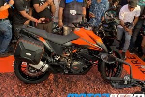KTM 390 Adventure IBW 2019 Unveil