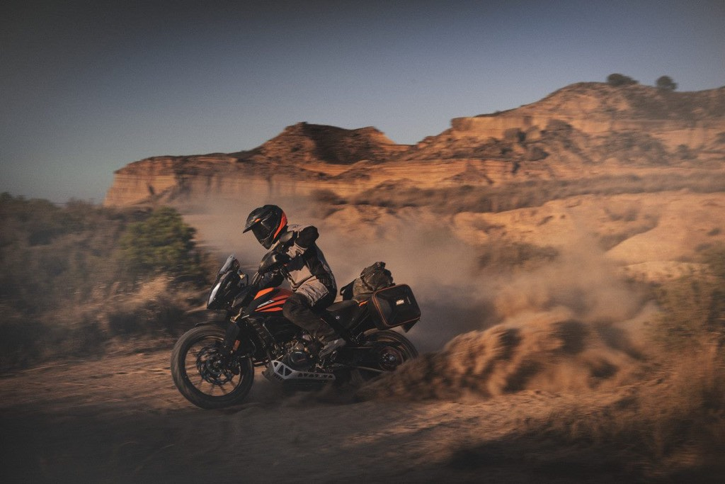 KTM 390 Adventure Launched, Priced At Rs. 2.99 Lakhs