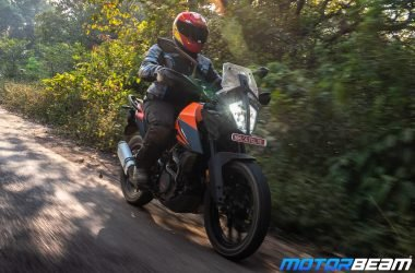 KTM 390 Adventure Review Test Ride