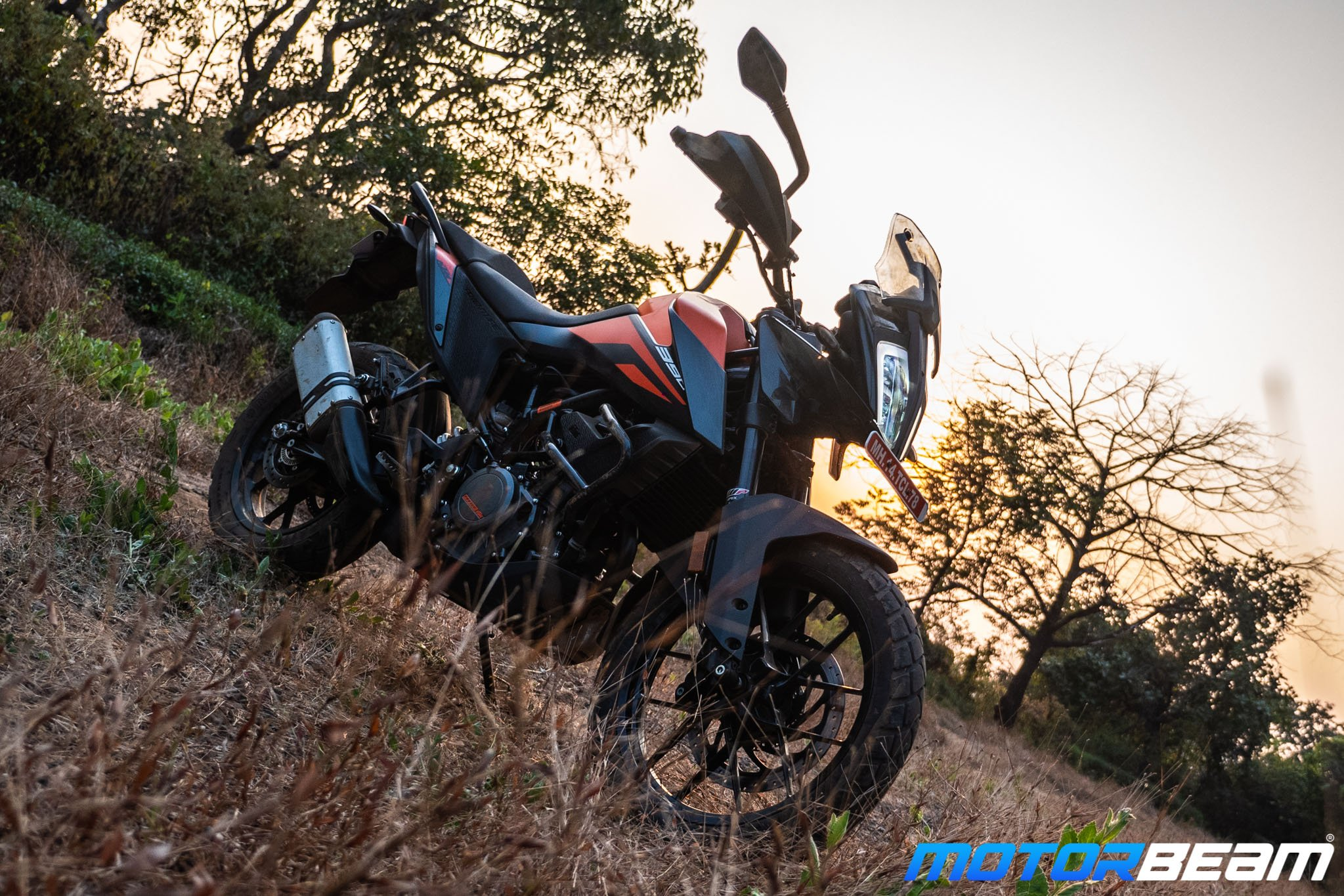 KTM 390 Adventure Test Ride Review