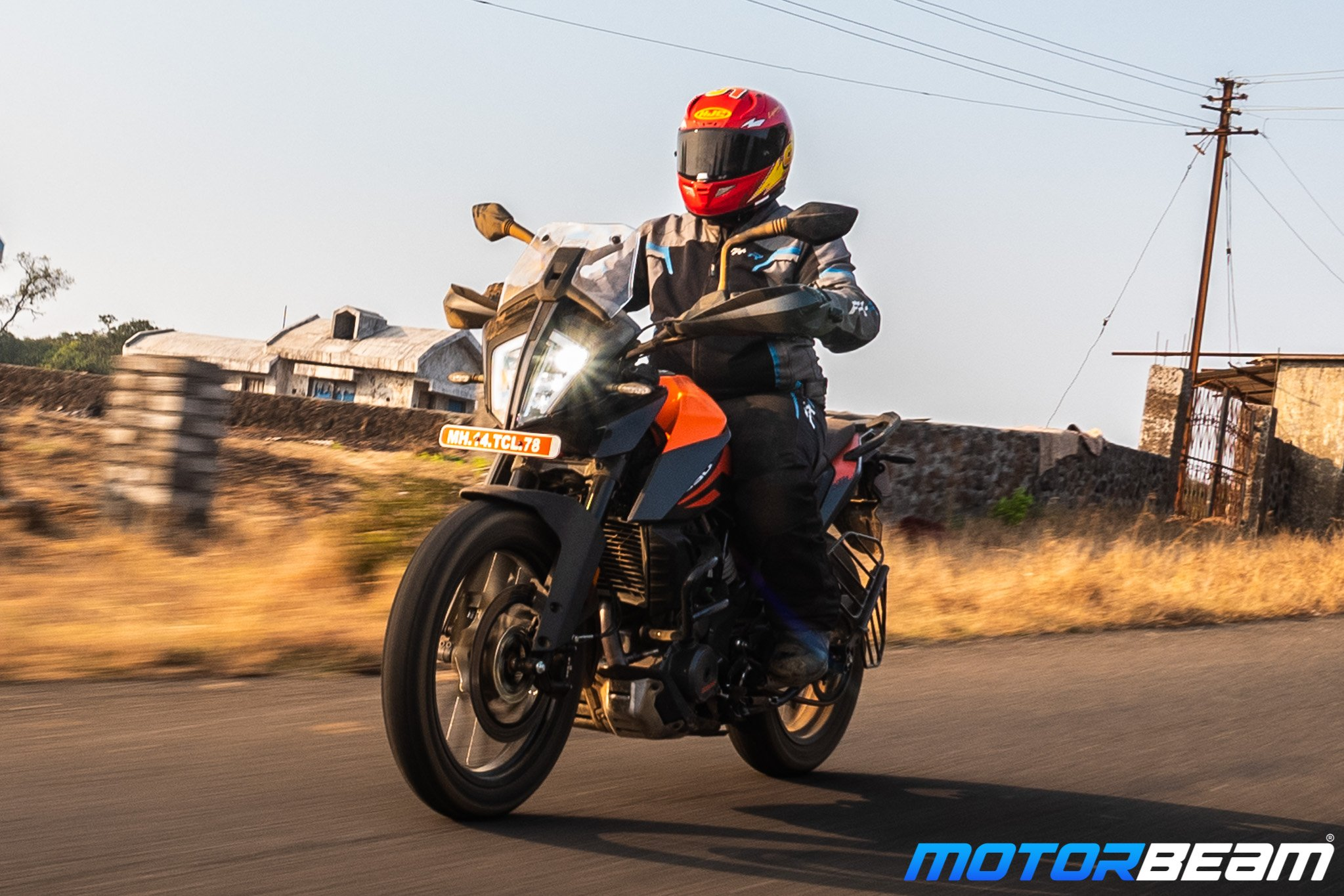 KTM 390 Adventure Video Review