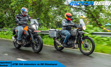 KTM 390 Adventure vs RE Himalayan Thumbnail