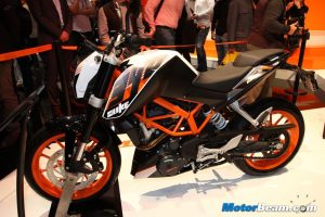 KTM 390 Duke Unveil