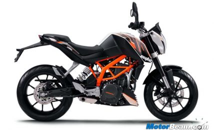 KTM 390 Duke Wallpaper