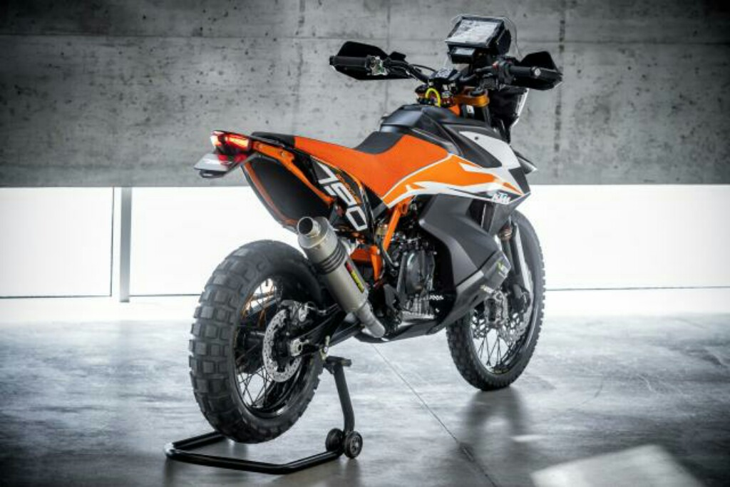 TM 790 ADVENTURE R Prototype Unveiled