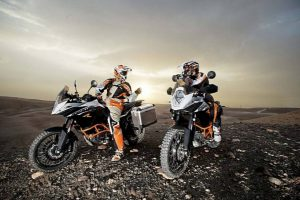 KTM Adventure 1190 Launch