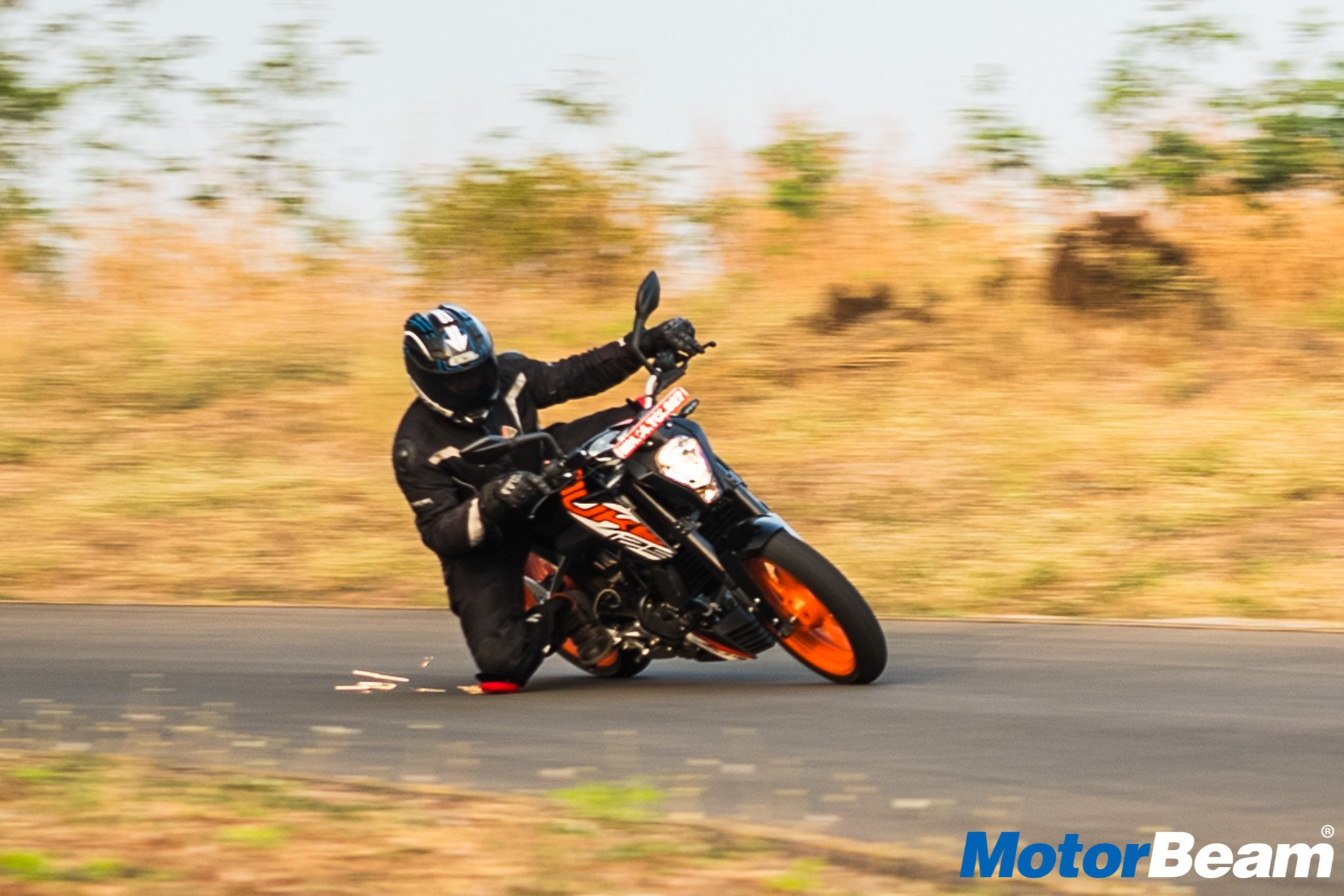 KTM Duke 125 Review Video