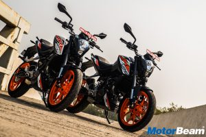 KTM Duke 125 Test Review