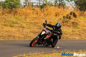KTM Duke 125 Test Ride Review