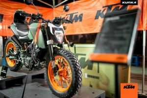KTM Duke 200 Off Roader Custom Thailand