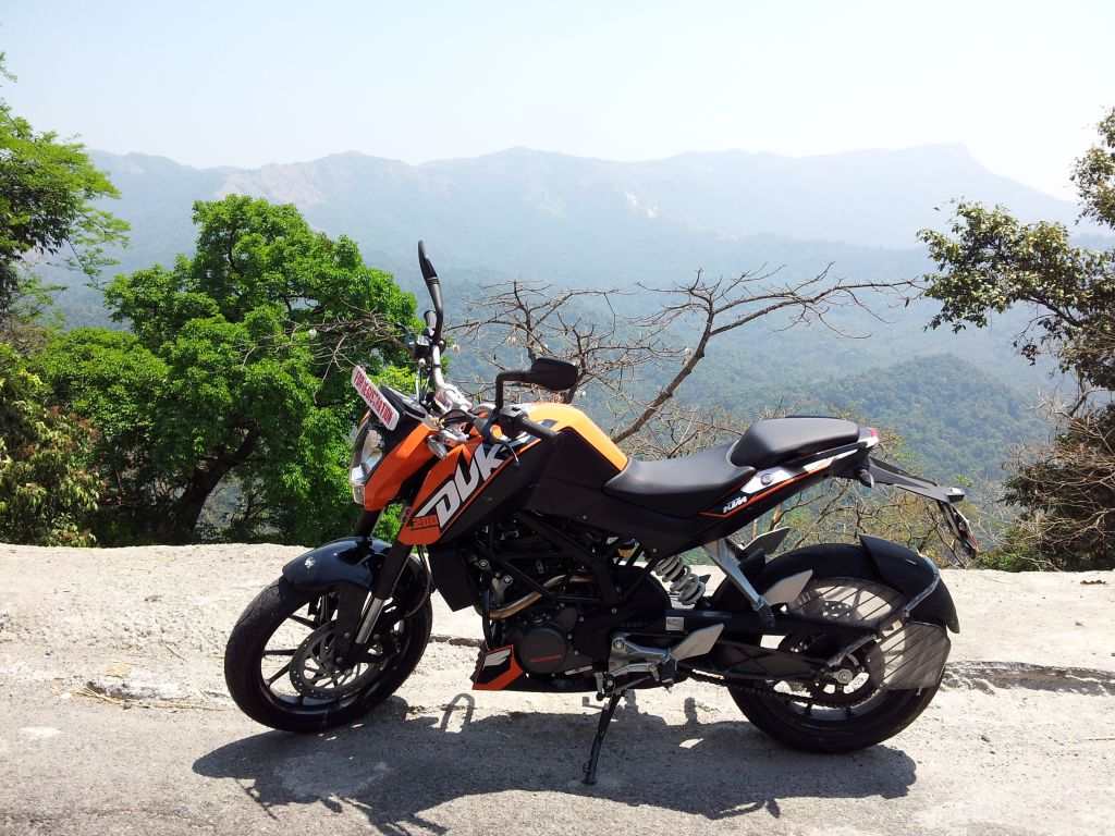KTM Duke 200 Ownership