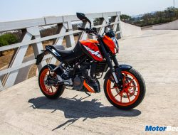 KTM Duke 200 Specifications