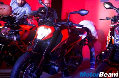 2017 KTM Duke 250 Launched, Priced At Rs. 1.73 Lakhs [Live]
