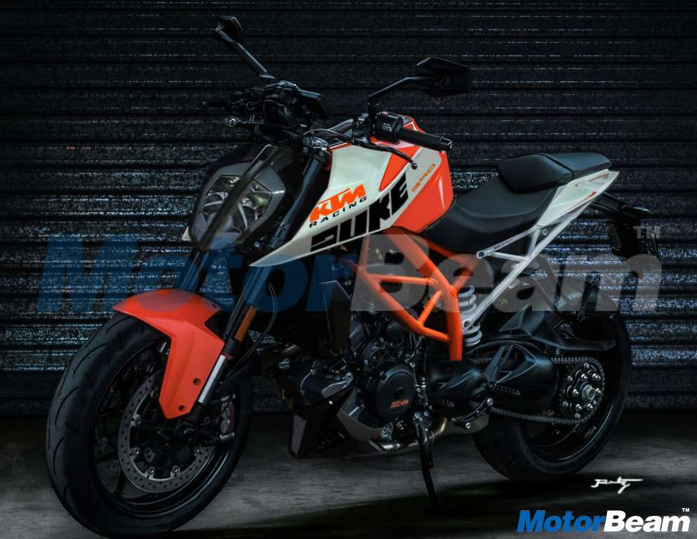 2017 ktm duke 390 to have more features than duke 200 | motorbeam