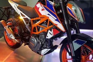 KTM Duke 390 Launched In Philippines