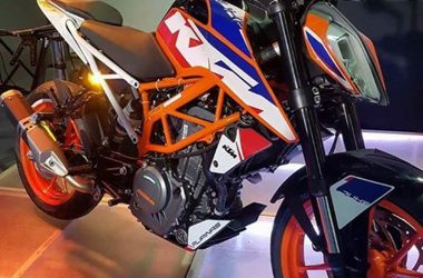 2017 KTM Duke 390 Special Edition Launched In Philippines