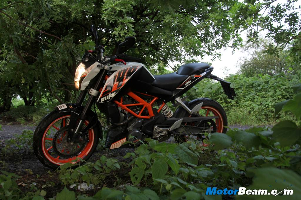 KTM Duke 390 Long Term Report