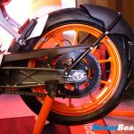 KTM Duke 390 Special Edition Tyres