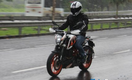 KTM Duke 390 Test Ride Review
