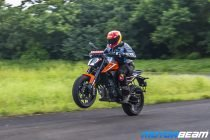 KTM Duke 790 Awards