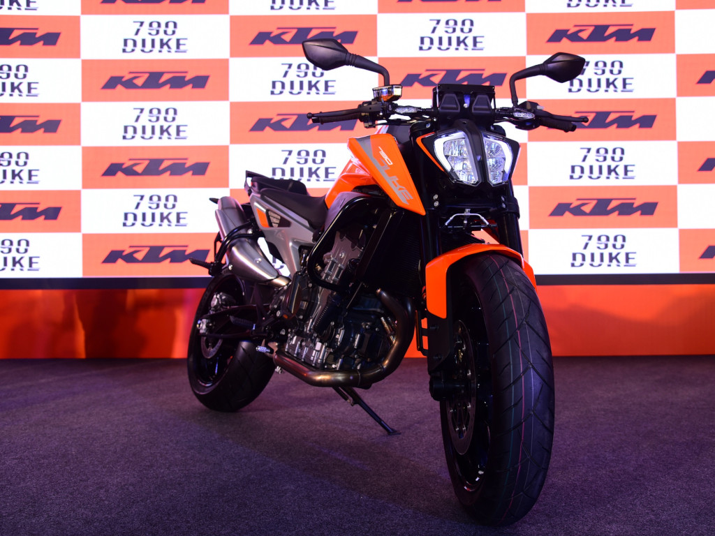 KTM Duke 790 Specifications