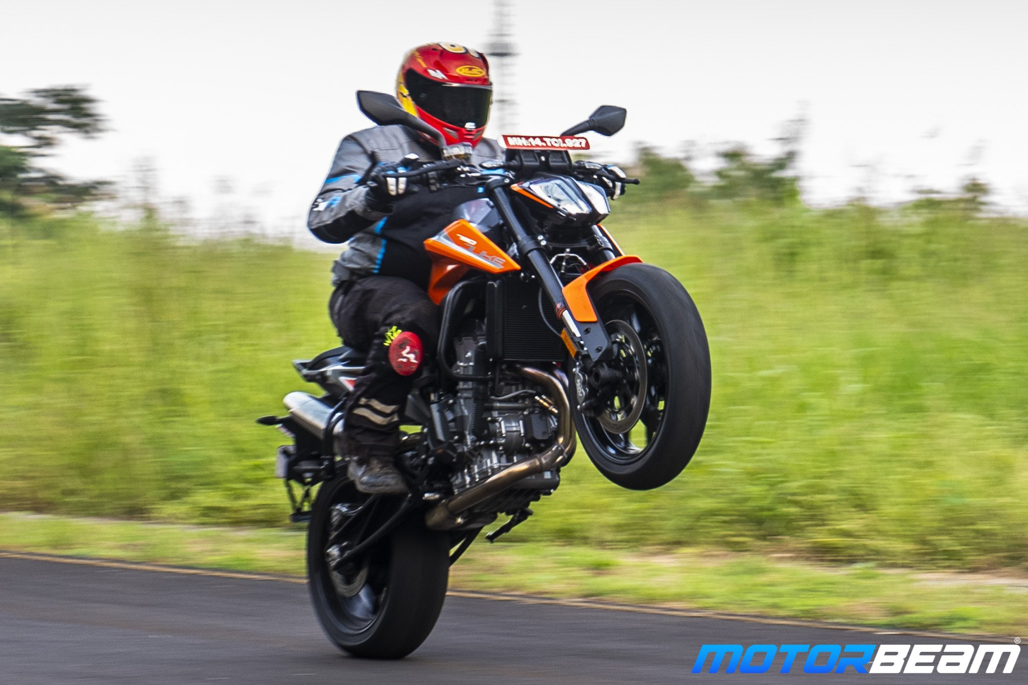 KTM Duke 790 Video Review