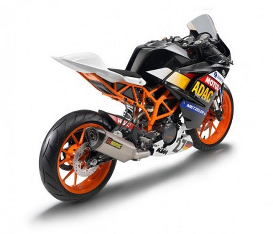 KTM Duke RC 390 Rear
