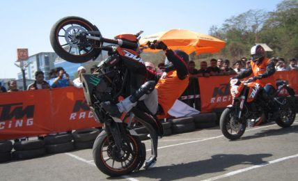 KTM Orange Day 2013 Mumbai