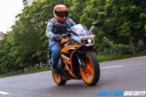 KTM RC 125 Video Review
