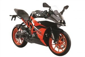 KTM RC 200 Black Colour Launched, Price Unchanged