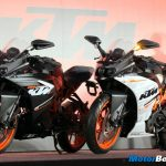KTM RC 200 Launch India