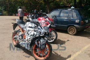 KTM RC 200 Launch India Pictures
