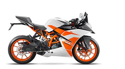 KTM RC 200 Specifications