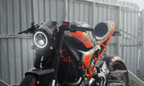 KTM RC 250 Minority Customs