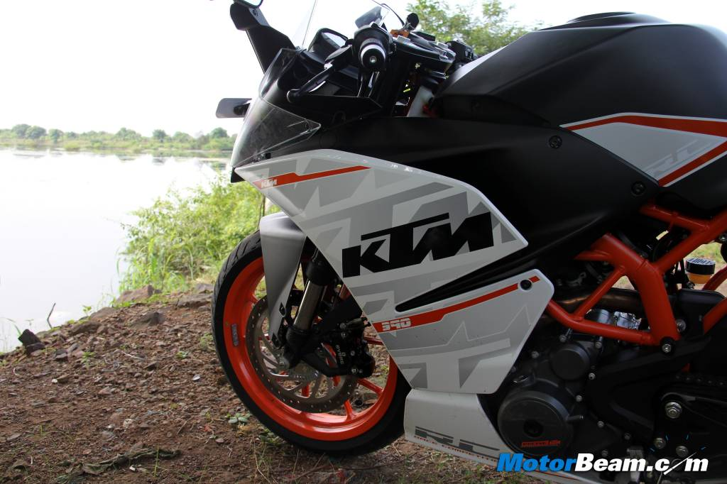2014 Ktm Rc 390 First Ride Review