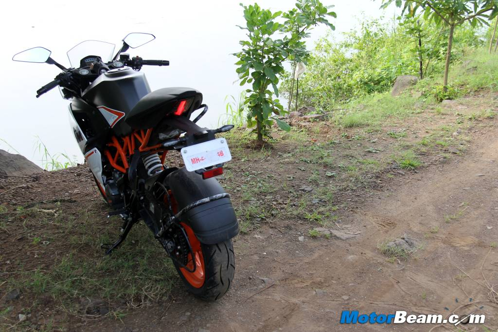 KTM RC 390 India Review