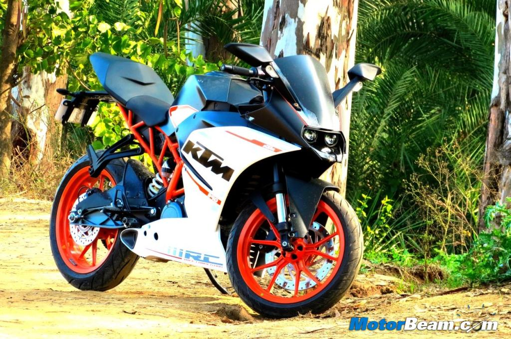 KTM RC 390 Ownership Report