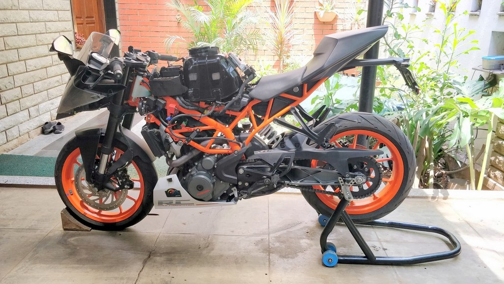 KTM RC 390 Performance Parts